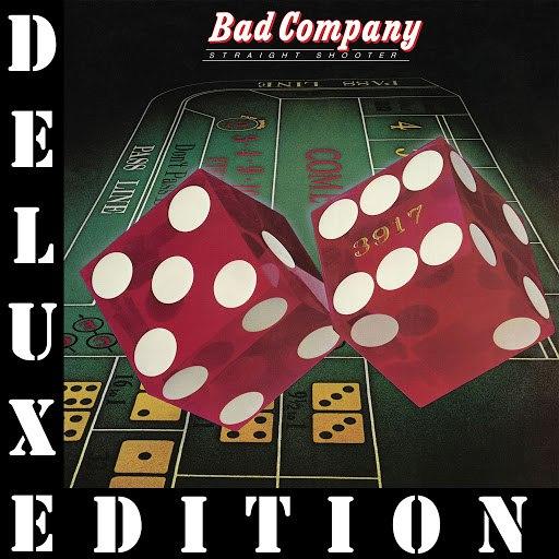 Альбом Bad Company Straight Shooter (Deluxe)