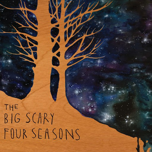Big Scary альбом The Big Scary Four Seasons