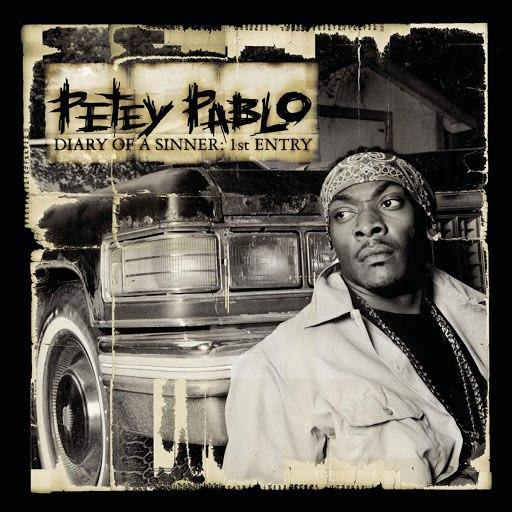 Petey Pablo альбом Diary of a Sinner: 1st Entry
