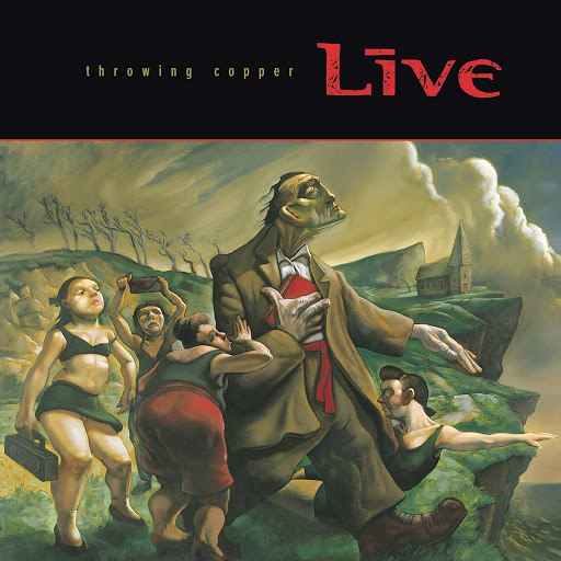 Live альбом Throwing Copper