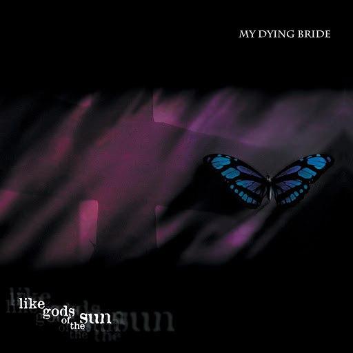 My Dying Bride альбом Like Gods Of The Sun
