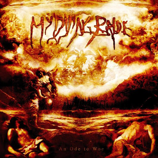 My Dying Bride альбом An Ode To Woe
