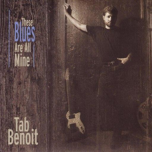 Tab Benoit альбом These Blues Are All Mine