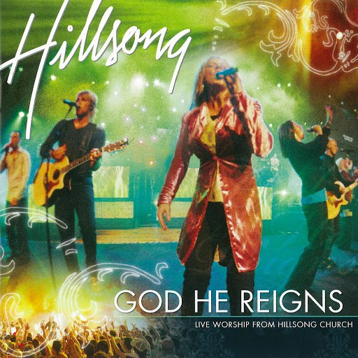 Hillsong United альбом God He Reigns