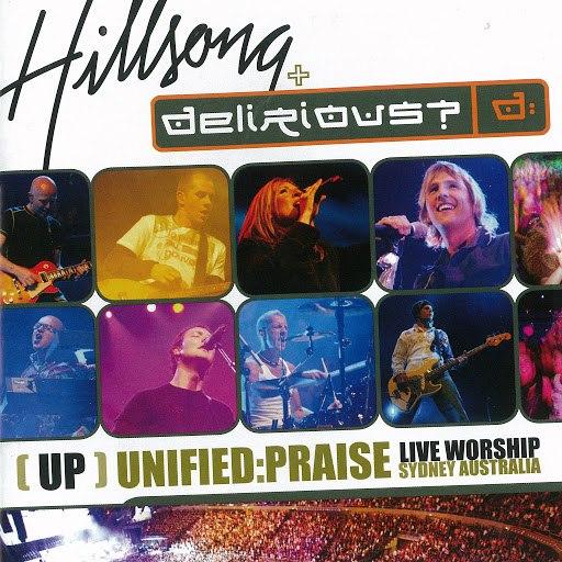 Hillsong United альбом [UP] UNIFIED:PRAISE