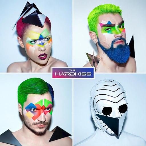 THE HARDKISS альбом Make-Up