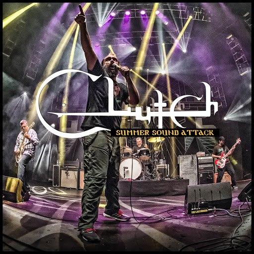 Clutch альбом Summer Sound Attack