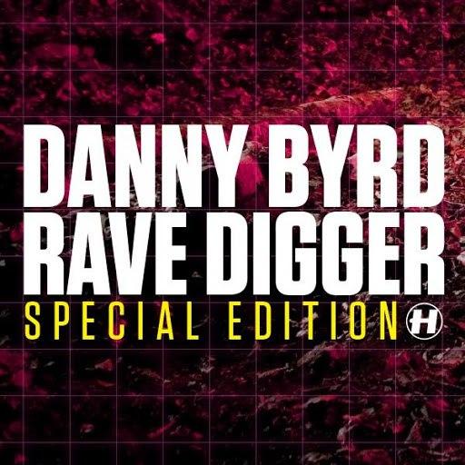 Danny Byrd альбом Rave Digger Special Edition