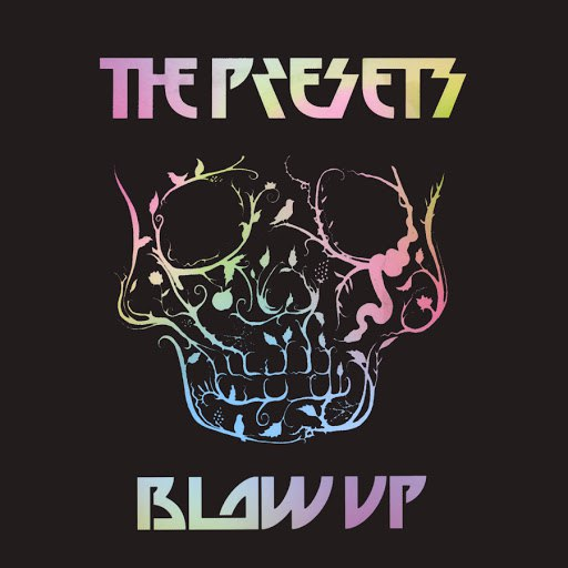 The Presets альбом Blow Up