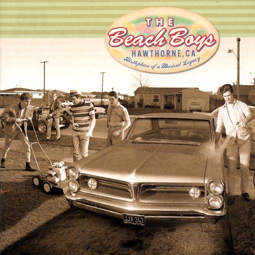 The Beach Boys альбом Hawthorne, CA