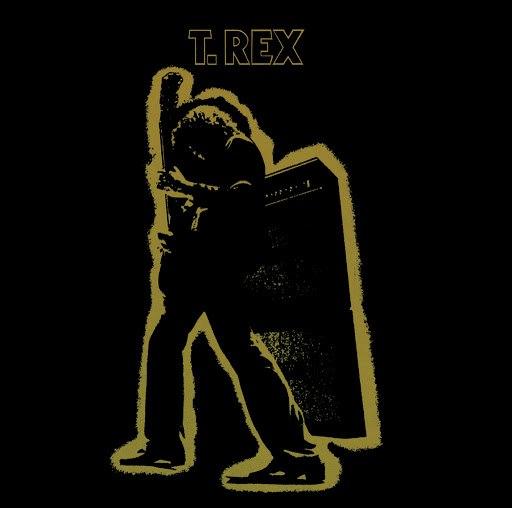 T. Rex альбом Electric Warrior