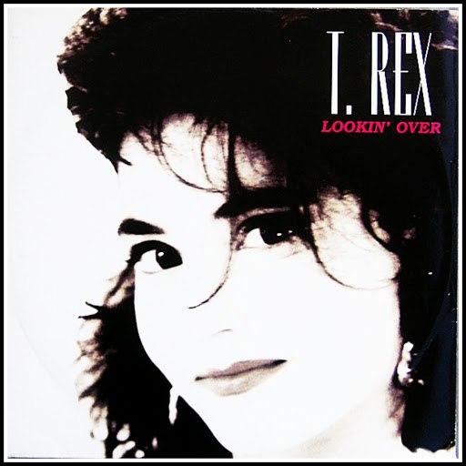 T. Rex альбом Lookin' Over