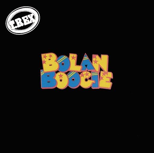 T. Rex альбом Bolan Boogie