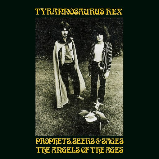 T. Rex альбом Prophets, Seers & Sages