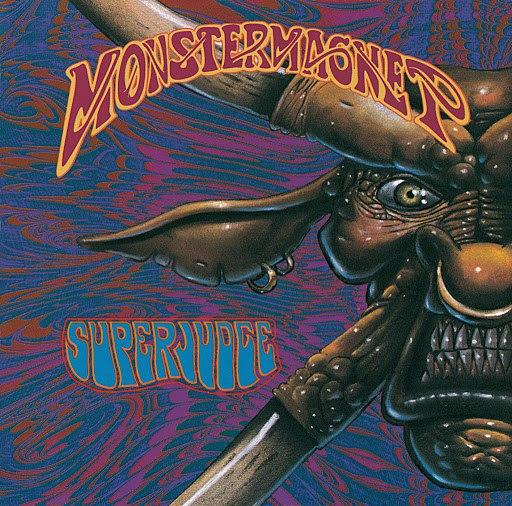 Monster Magnet альбом Superjudge