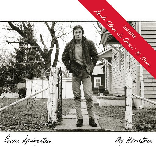 Bruce Springsteen альбом My Hometown/Santa Claus Is Comin' To Town