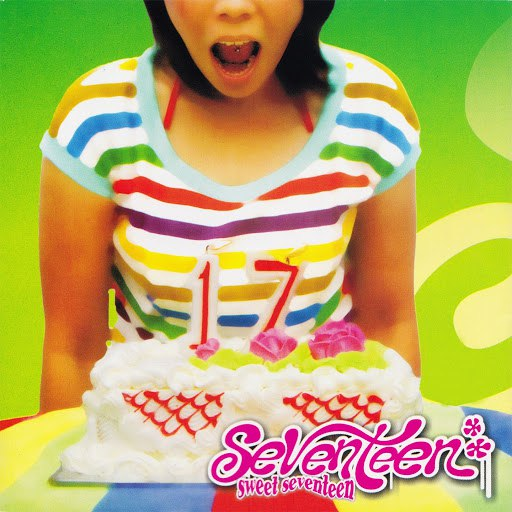 Seventeen альбом Sweet Seventeen