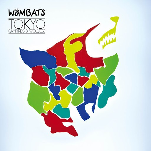 The Wombats альбом Tokyo (Vampires & Wolves)