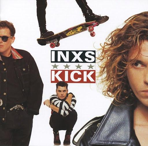 Inxs альбом Kick