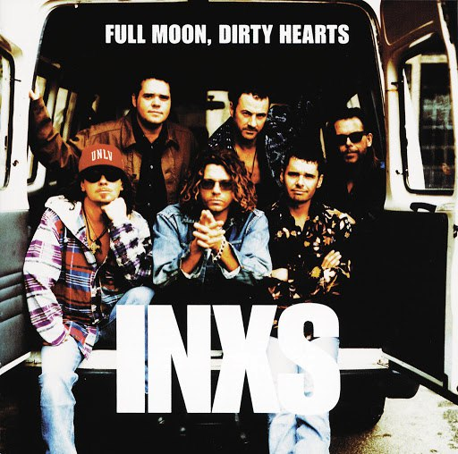 Inxs альбом Full Moon, Dirty Hearts (Remastered)