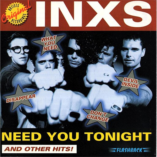Inxs альбом Need You Tonight (And Other Hits!)