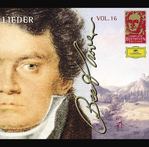 Ludwig Van Beethoven альбом Beethoven: Lieder (Complete Beethoven Edition Vol. 16)