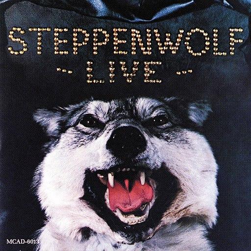 Steppenwolf альбом Live Steppenwolf