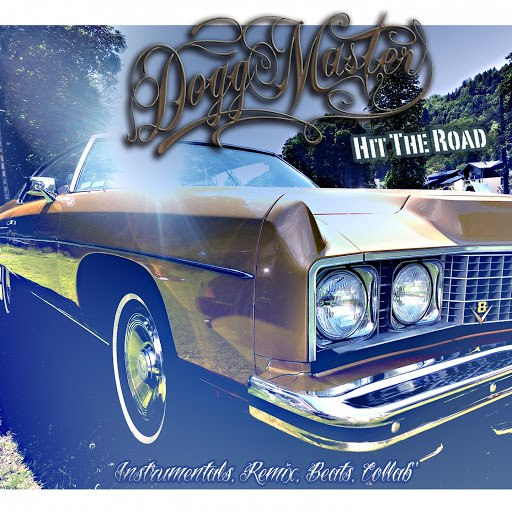 Dogg Master альбом Hit the Road (Instrumentals, Remix, Beats, Collab')