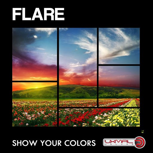 Альбом Flare Show Your Colors
