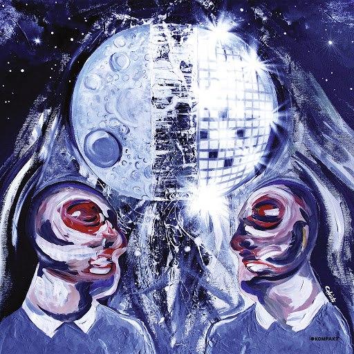 The Orb альбом Moonbuilding 2703 AD