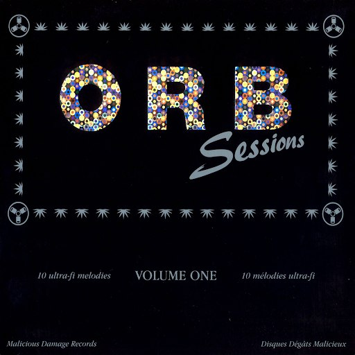 The Orb альбом Orbsessions