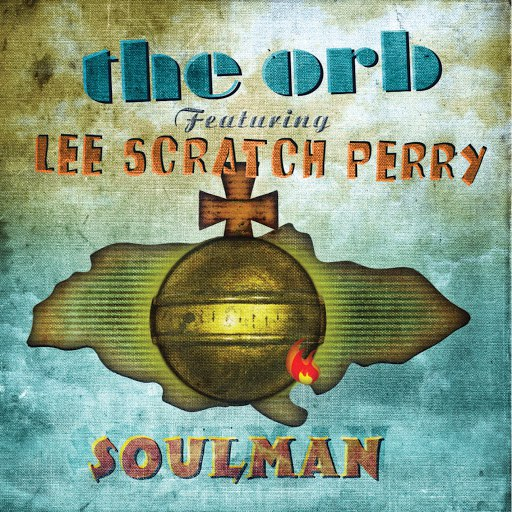 The Orb альбом Soulman EP