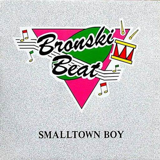 Bronski Beat альбом Smalltown Boy (Remix)