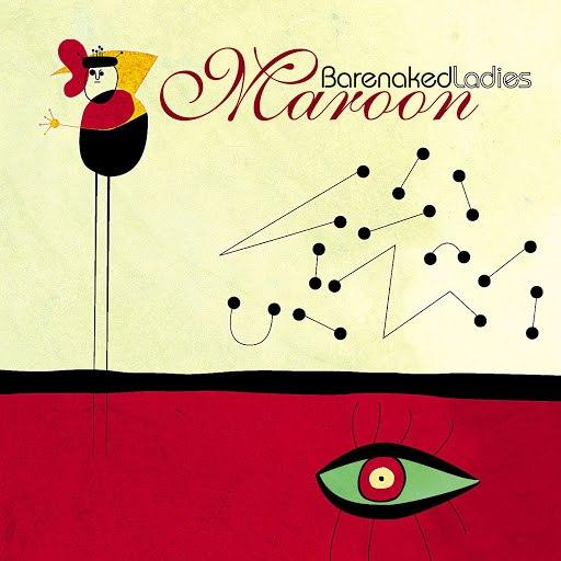 Альбом Barenaked Ladies Maroon