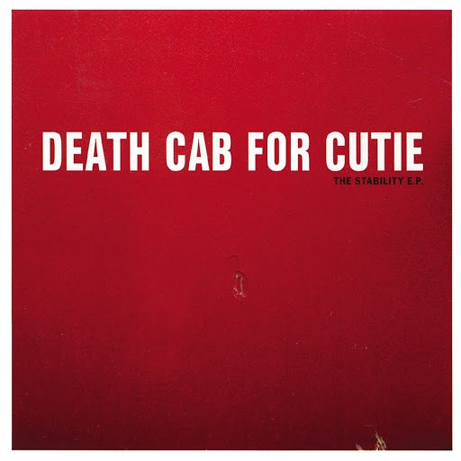 Death Cab For Cutie альбом The Stability EP