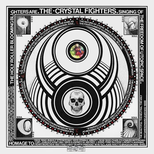 Crystal Fighters альбом Cave Rave