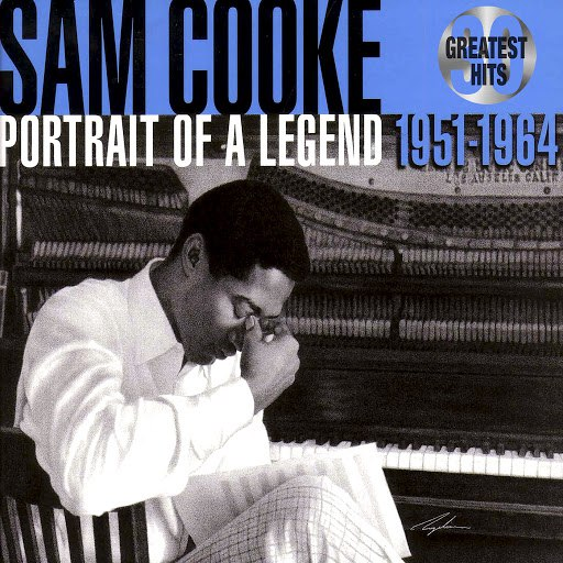 Sam Cooke альбом 30 Greatest Hits: Portrait of a Legend 1951-1964