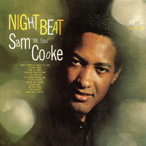 Sam Cooke альбом Night Beat