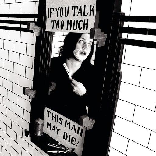 Jack White альбом Sixteen Saltines