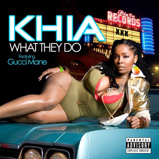 Khia альбом What They Do - EP