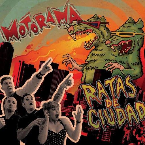 Motorama альбом Ratas de Ciudad