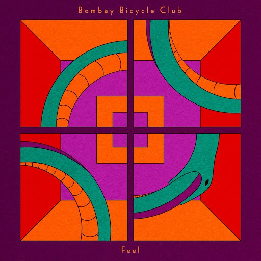 Bombay Bicycle Club альбом Feel (UNKLE Reconstruction)