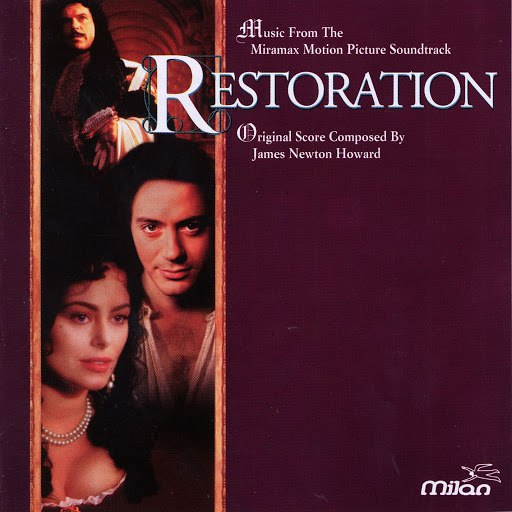James Newton Howard альбом Restoration
