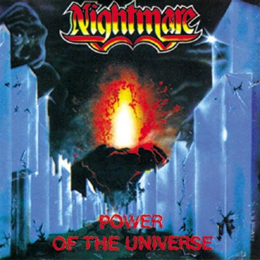 Nightmare альбом Power of the universe