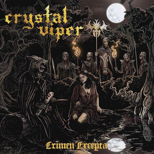 Crystal Viper альбом Crimen Excepta