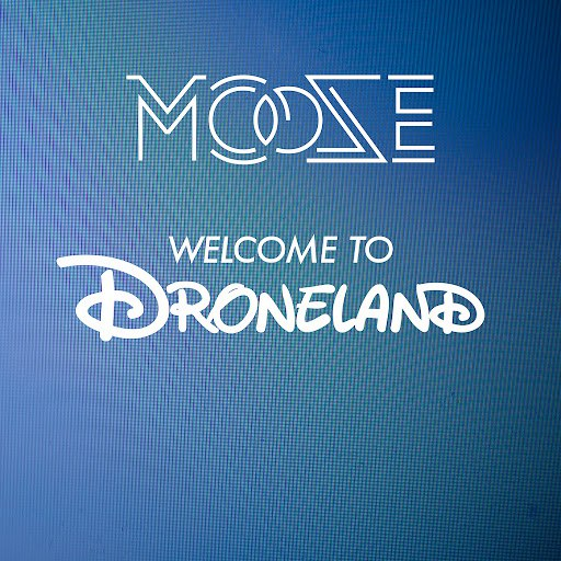 MoozE альбом Welcome to Droneland
