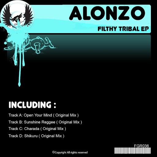 Alonzo альбом Filthy Tribal EP