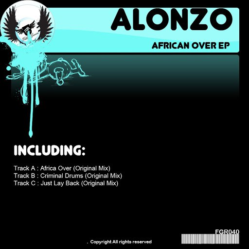 Alonzo альбом African Over EP