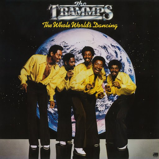 The Trammps альбом The Whole World's Dancing