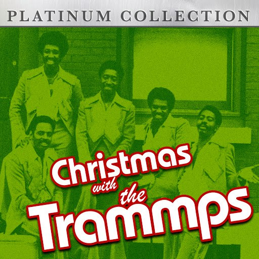 The Trammps альбом Christmas with The Trammps